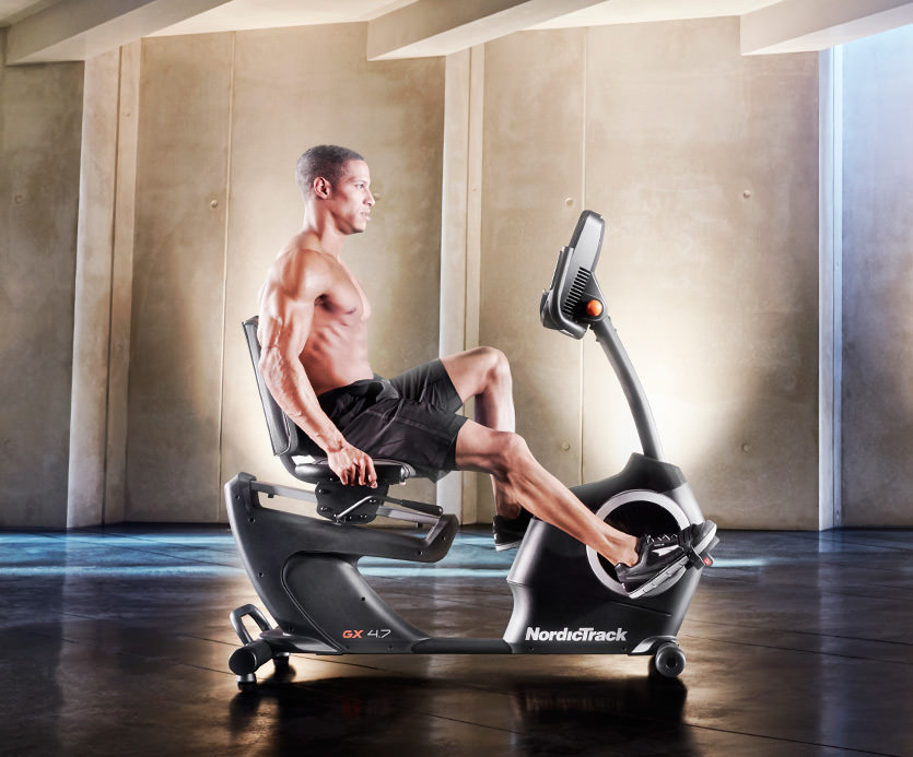 NordicTrack GX 4.7 Exercise Bike gallery image 1