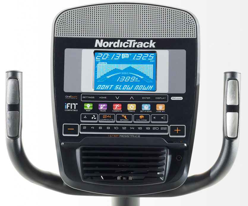 NordicTrack GX 4.7 Exercise Bike gallery image 4