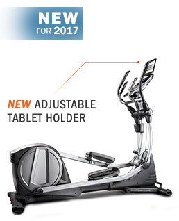 NordicTrack SpaceSaver SE7i Ellipticals