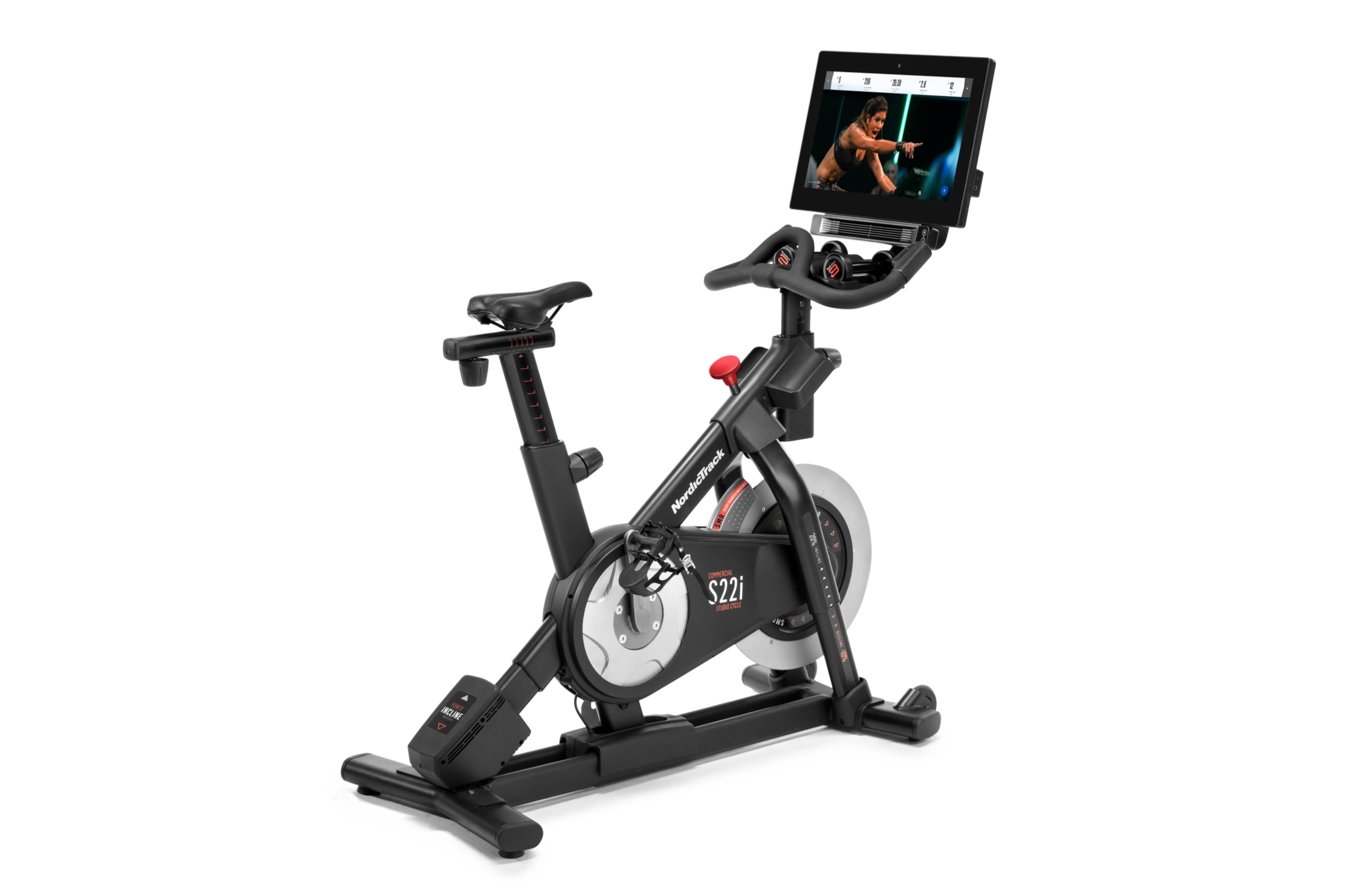 NordicTrack Commercial S22i Studio Cycle gallery image 1
