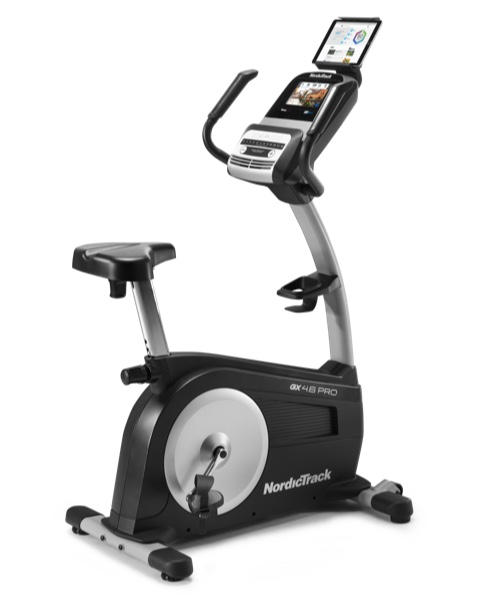 NordicTrack GX 4.6 Pro Upright Stationary Bike Series
