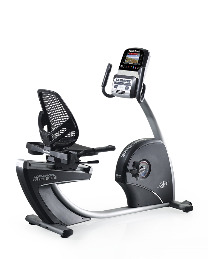 NordicTrack Commercial VR25 Exercise Bikes