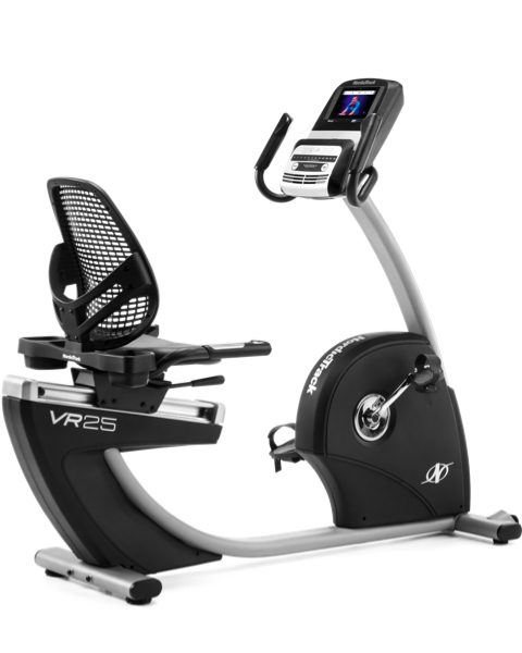 NordicTrack Commercial VR25 Recumbent Bike Series