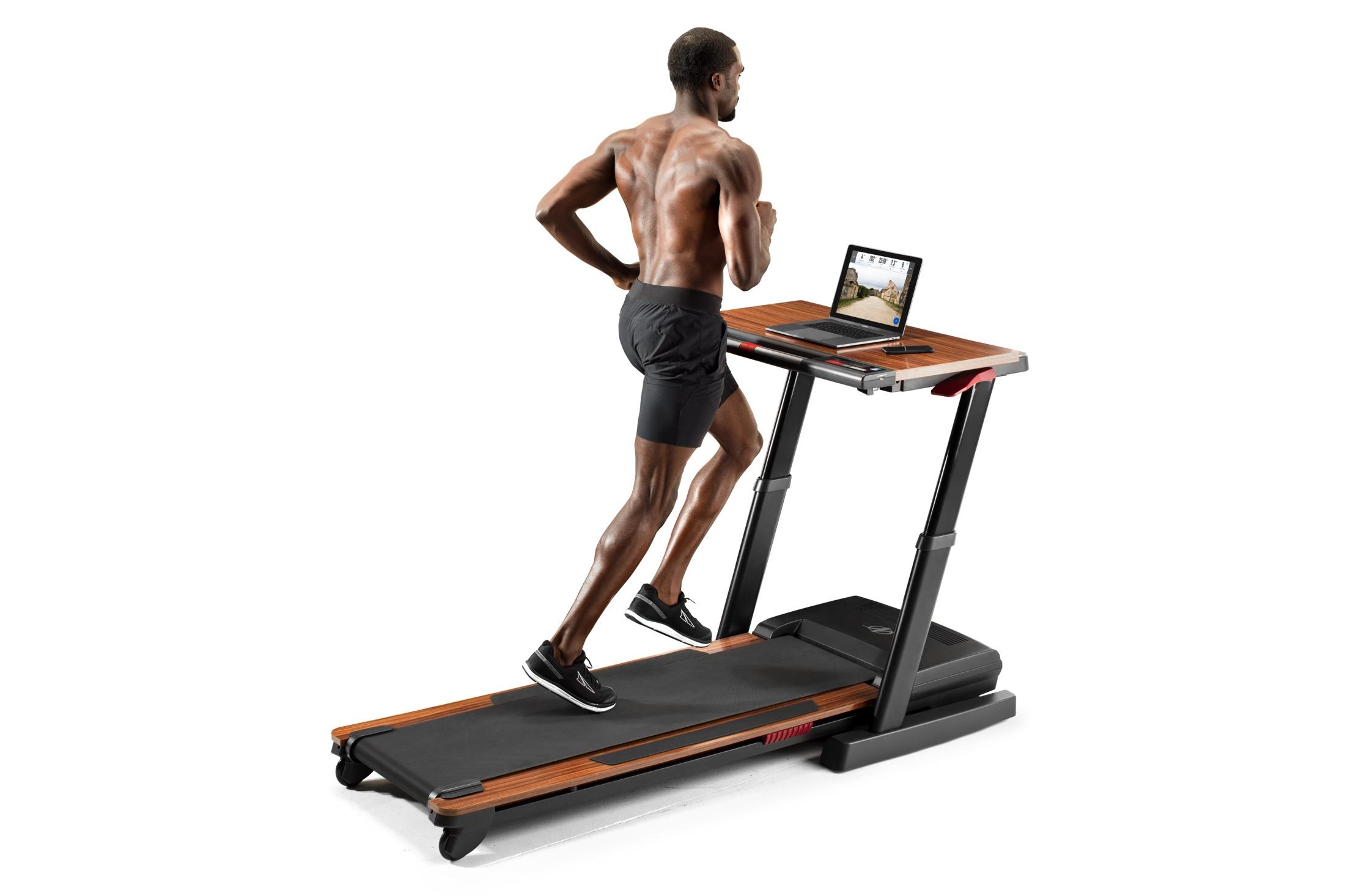 Nordictrack Treadmill Desk Platinum Nordictrack