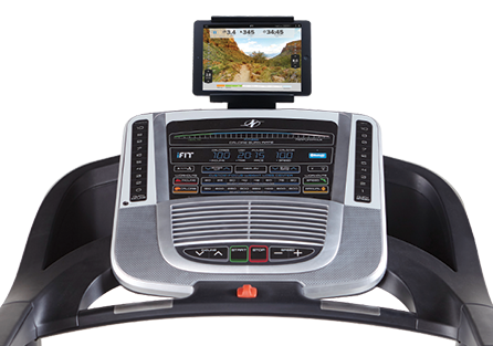 The feature-packed C 700 Treadmill