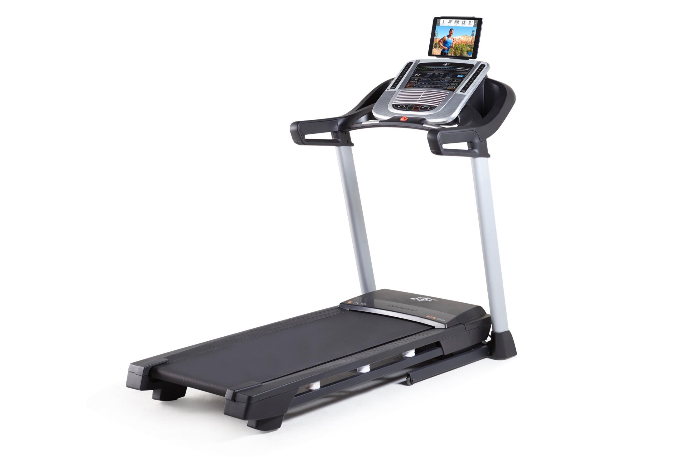 Nordictrack c 700 treadmill nordictrack nordictrack c 700 gallery image 1 swarovskicordoba Choice Image
