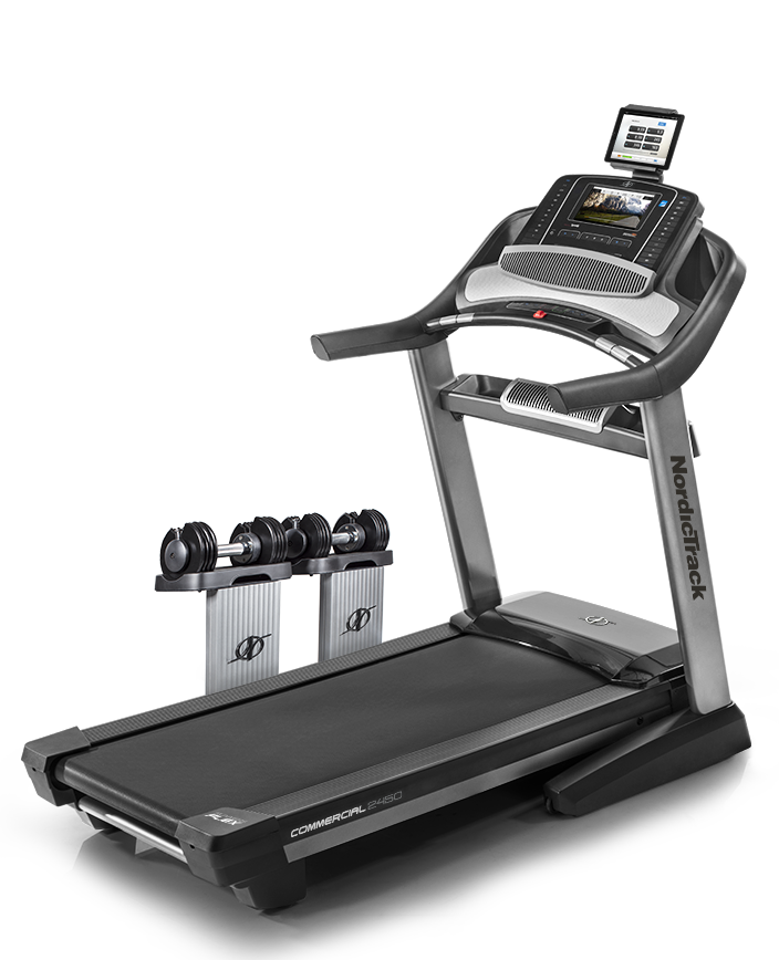 NordicTrack Commercial 2450 Treadmills