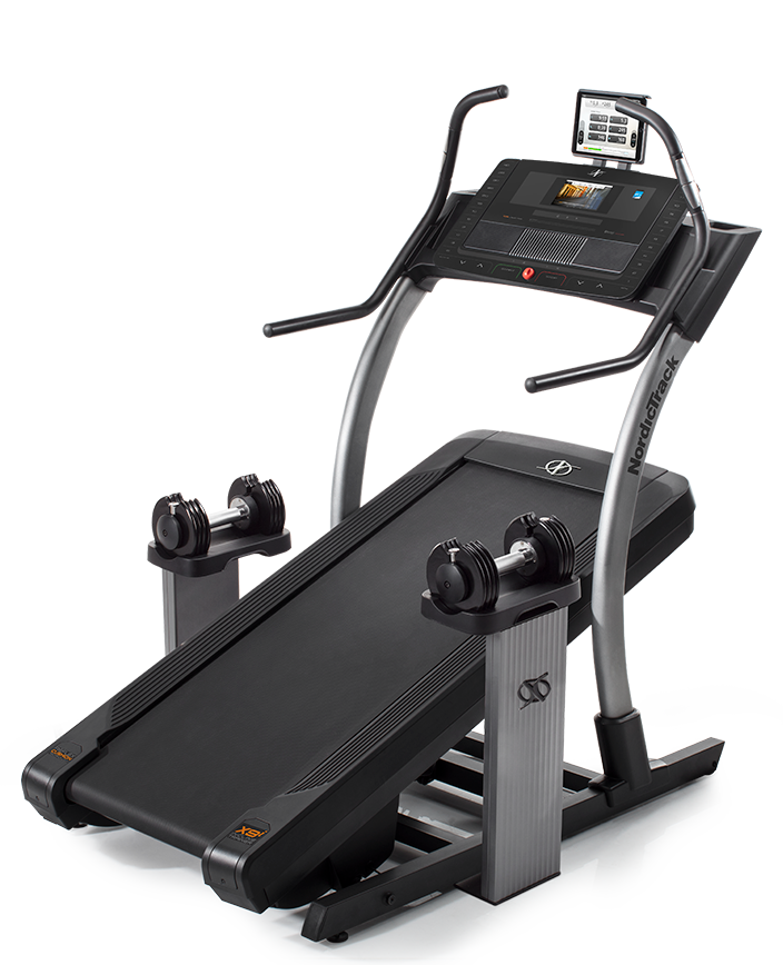 NordicTrack X9i Incline Trainer Treadmills