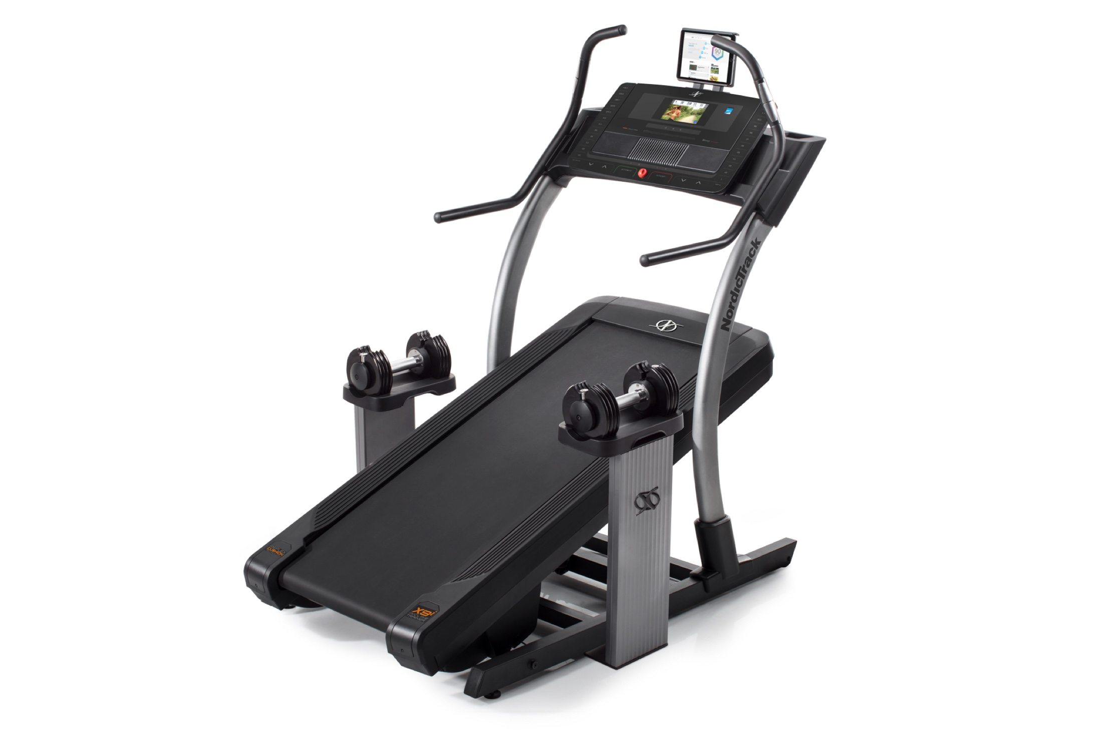 NordicTrack X9i Incline Trainer gallery image 1