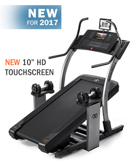 NordicTrack X11i Incline Trainer Treadmills