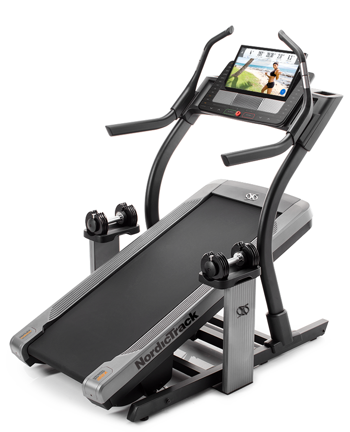 NordicTrack X22i Incline Trainer Treadmills