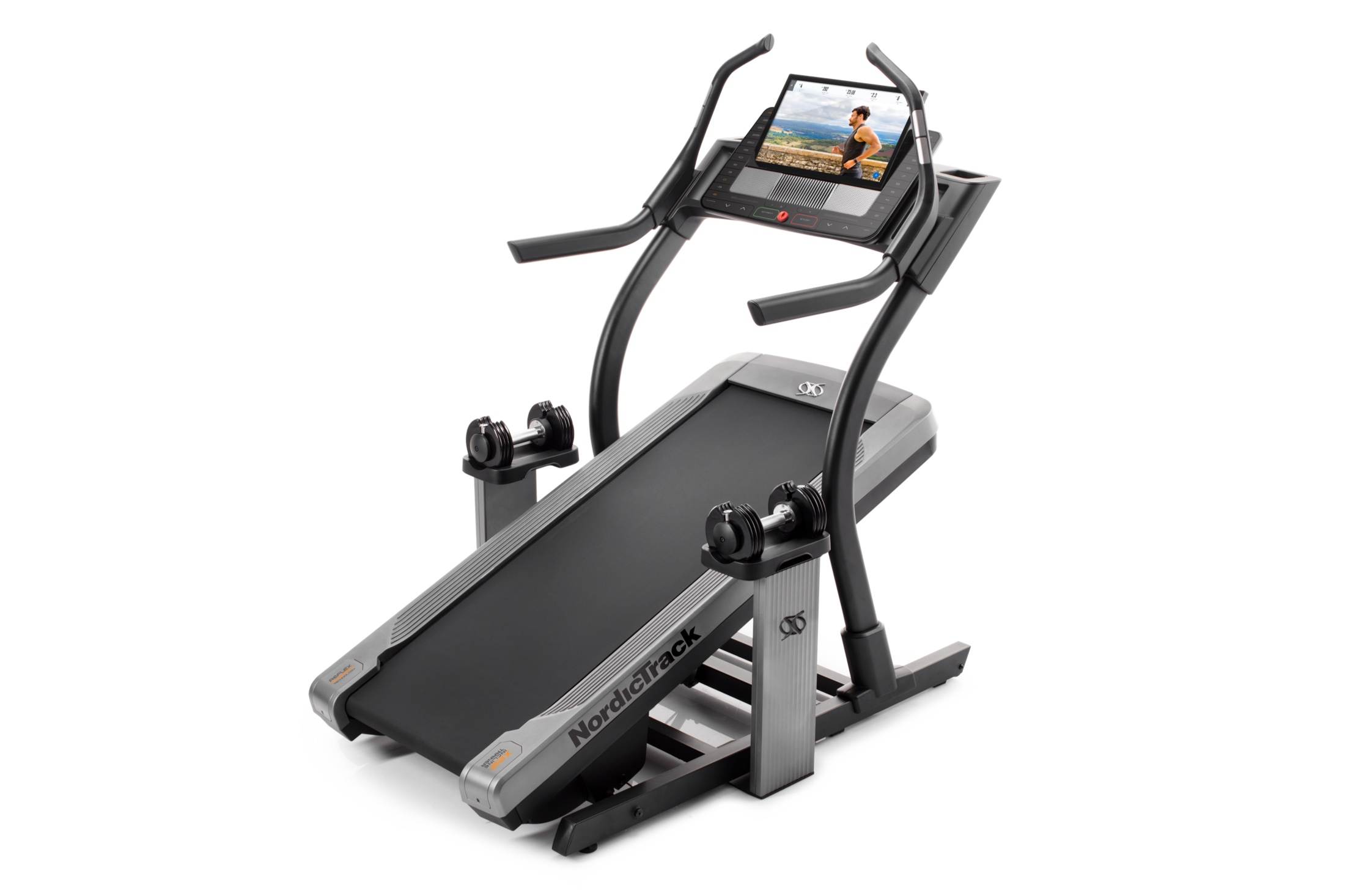 Nordictrack Cross Trainer >> NordicTrack X22i Incline Trainer Treadmill | NordicTrack