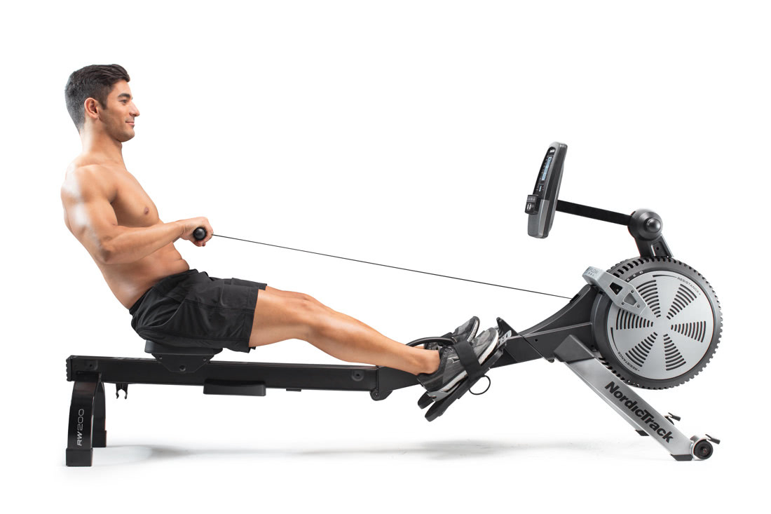 NordicTrack RW200 Rower gallery image 3