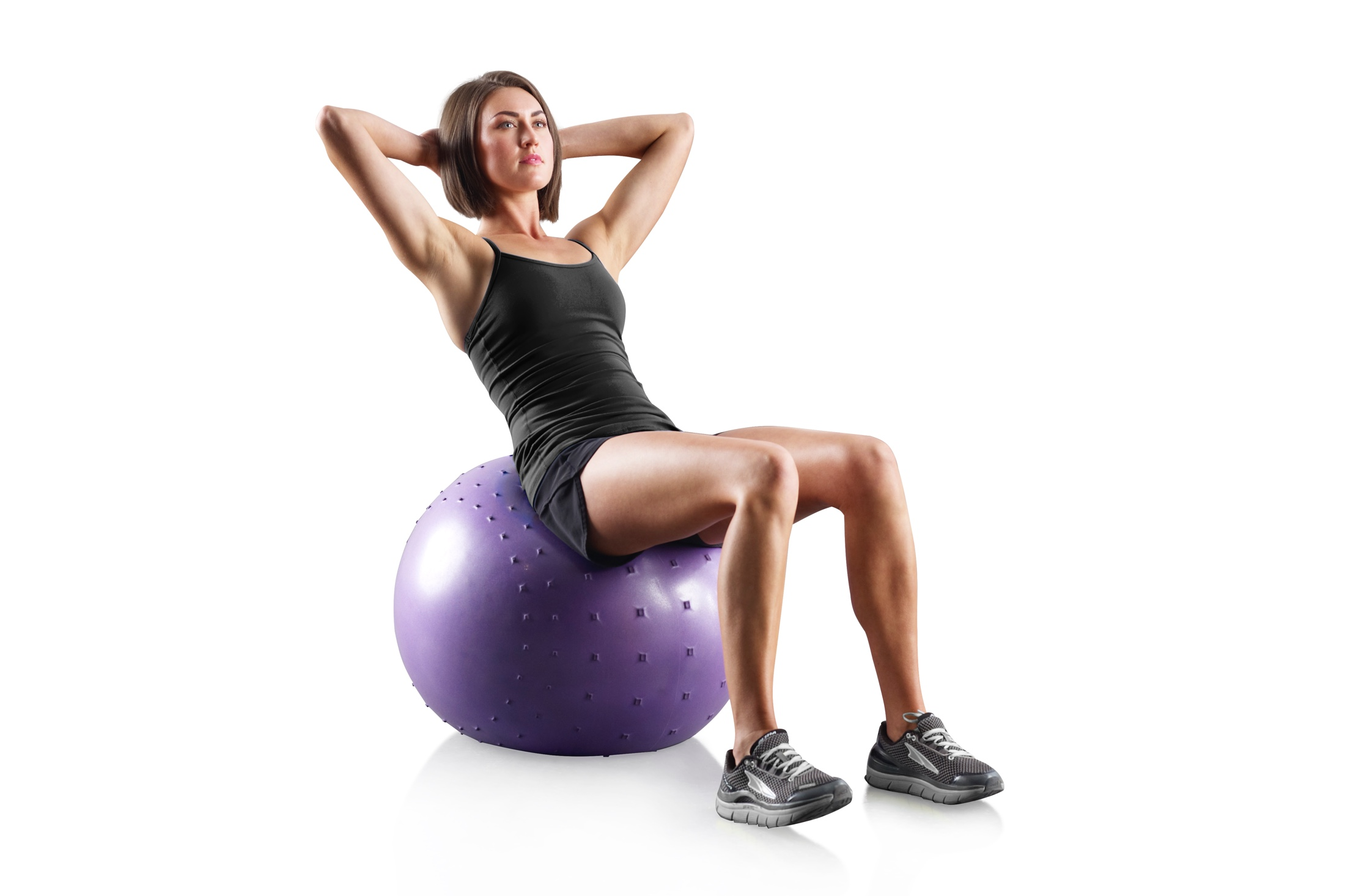 NordicTrack Gold's Gym 55 cm Anti-Burst StayBall™ gallery image 3
