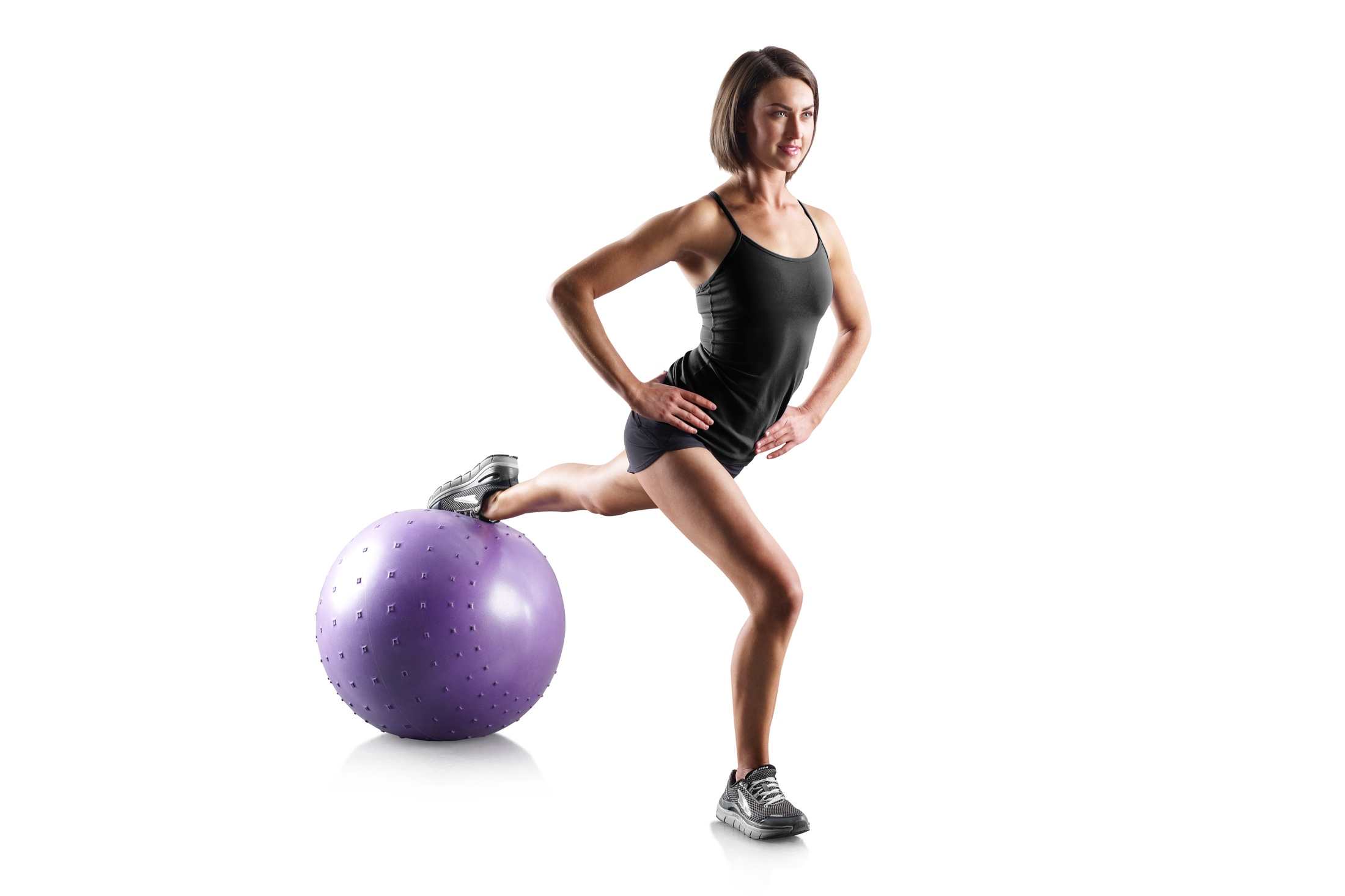 NordicTrack Gold's Gym 55 cm Anti-Burst StayBall™ gallery image 4