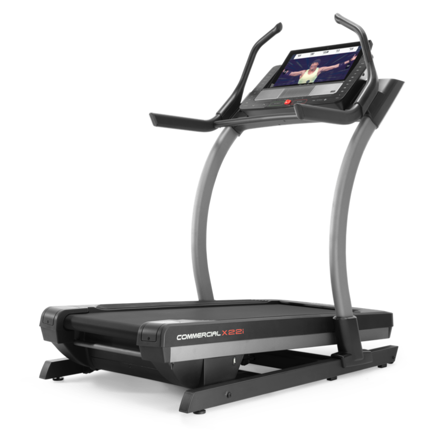NordicTrack Commercial X22i Incline Treadmill Series