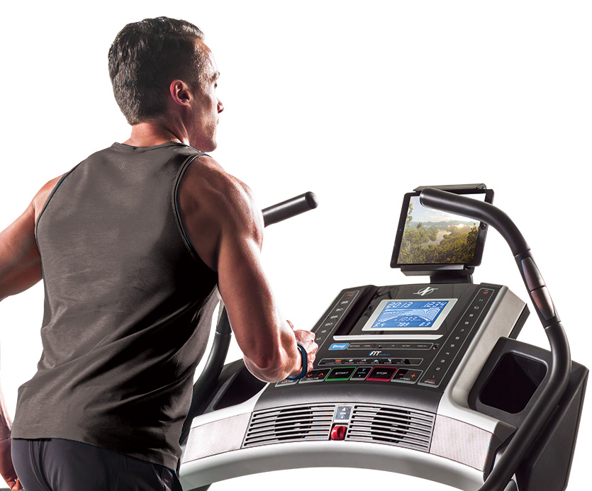 NordicTrack X7i Incline Trainer gallery image 4