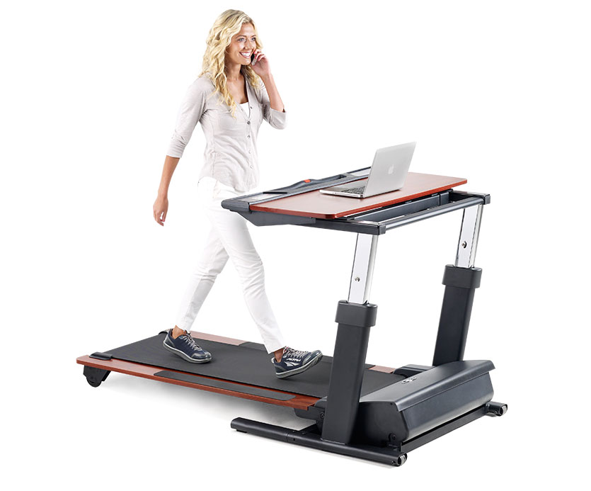 NordicTrack Treadmill Desk gallery image 1