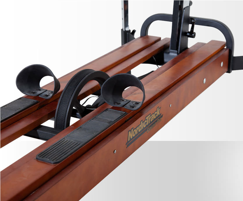 nordic track rowing machine