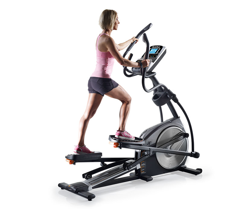 NordicTrack E 8.9 Elliptical gallery image 2