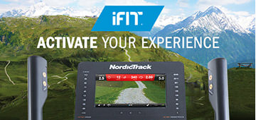 NordicTrack Free Stride Trainer FS7i (Floor Model Clearance)