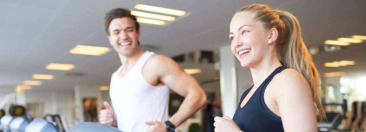5 Reasons To Bring A Partner On Cardio Day | NordicTrack Blog