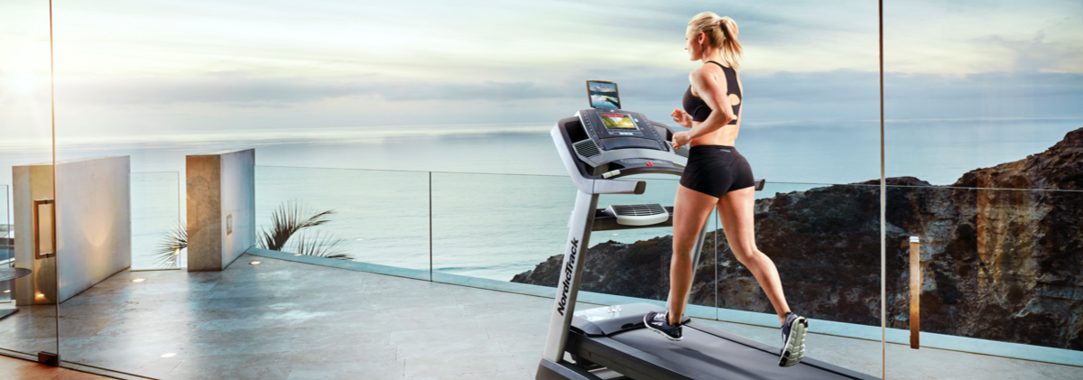 How to train on your treadmill- NordicTrack