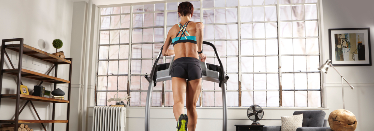 Quick-Step Workout to Train Agility With Your Home Treadmill
