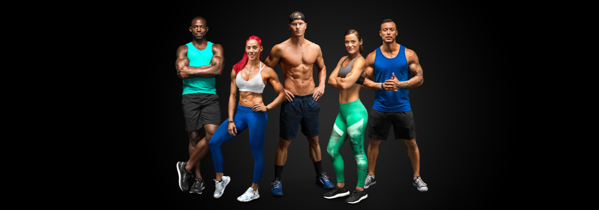 Meet NordicTrack Fusion CST Personal Trainers