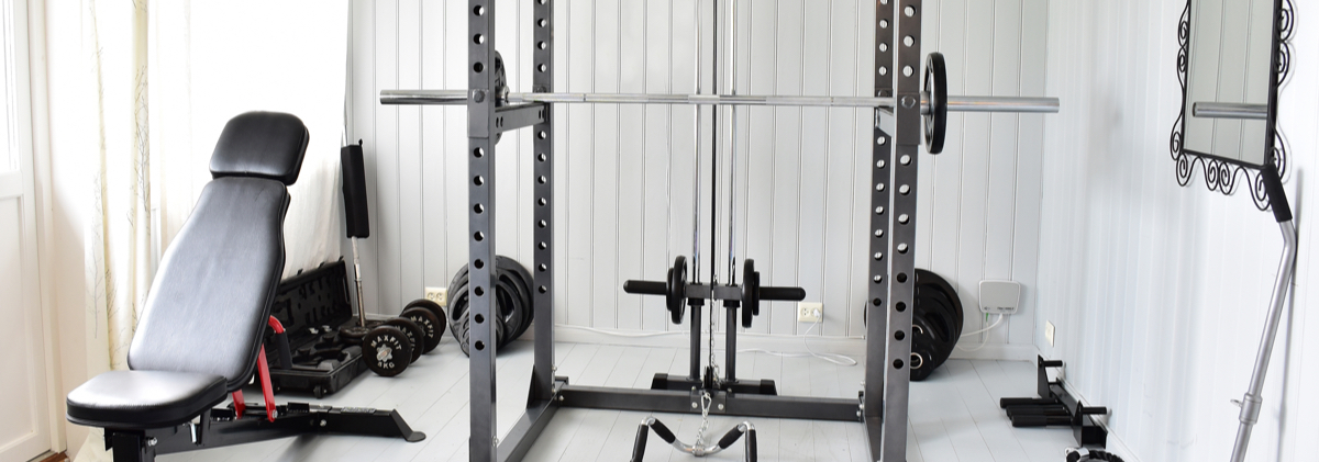 Why A Home Gym Might Be A Good Idea
