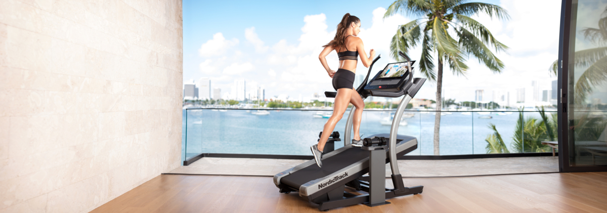 Burn More Calories In Less Time With Treadmill Training​