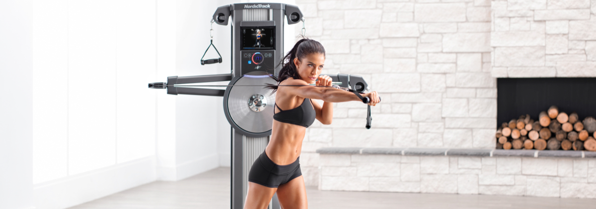 HIIT, Cardio, And Strength Training All On The Fusion CST