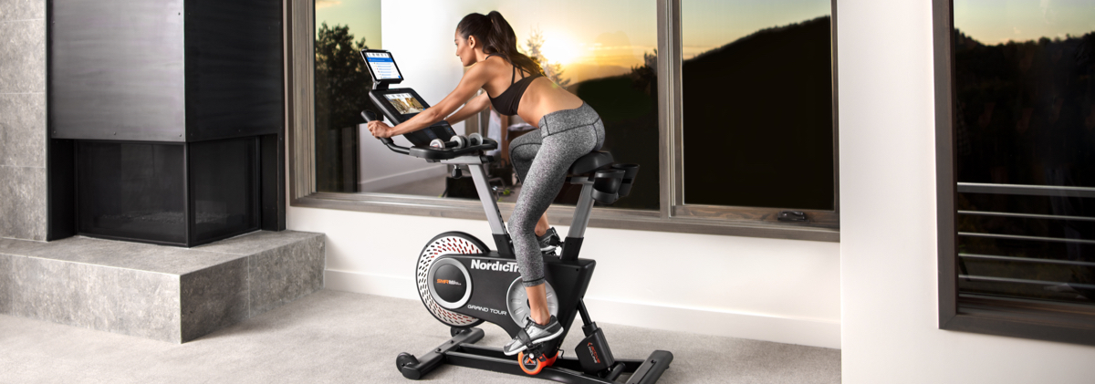Forget Gym Spin Classes – Get The Grand Tour Bike