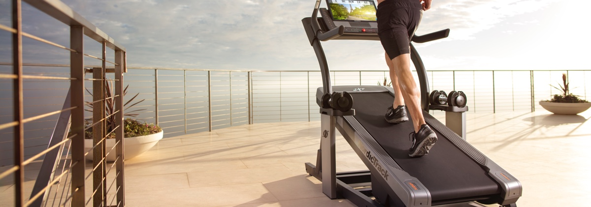 Home Treadmill Training: Improving Incline Endurance