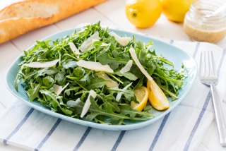Fourth of July Lemon Arugula Salad – NordicTrack
