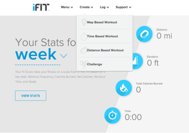 iFit Membership – NordicTrack Blog