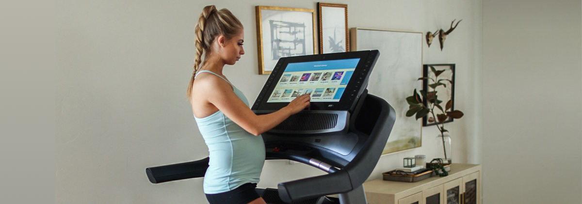 7 Expert Tips For Using The Treadmill While Pregnant | NordicTrack Blog