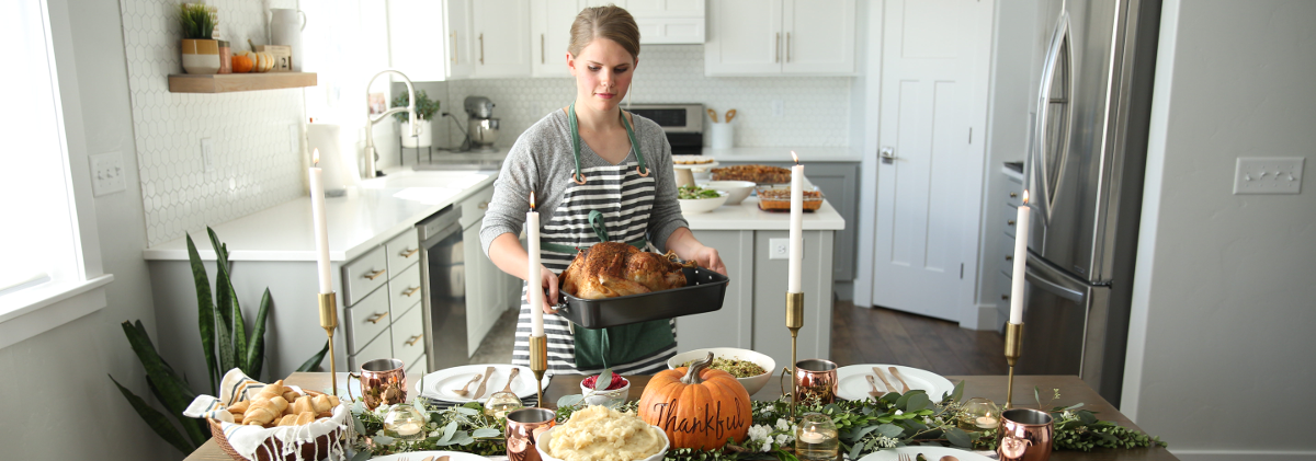 The iFit Ultimate Thanksgiving Guide To Your Holiday Rescue | NordicTrack Blog