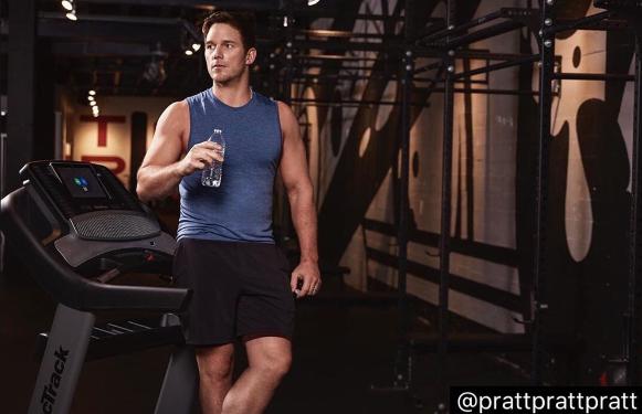 Member Feature Chris Pratt With Amazon – NordicTrack Blog