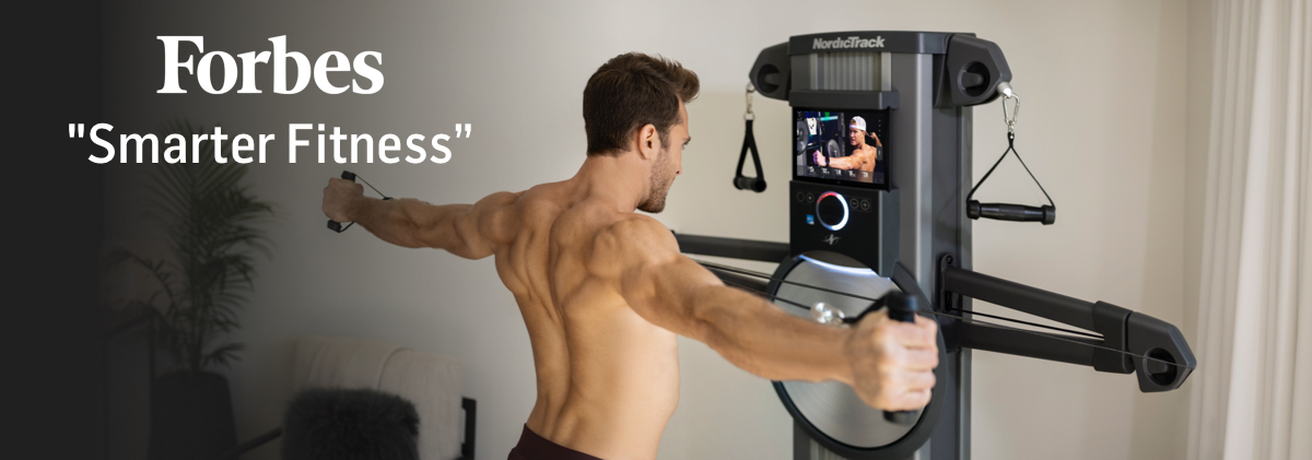 Smart Fitness Like No Other According To Forbes | NordicTrack Blog