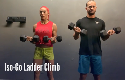 Valentine's Day Dumbbell Workout – NordicTrack Blog
