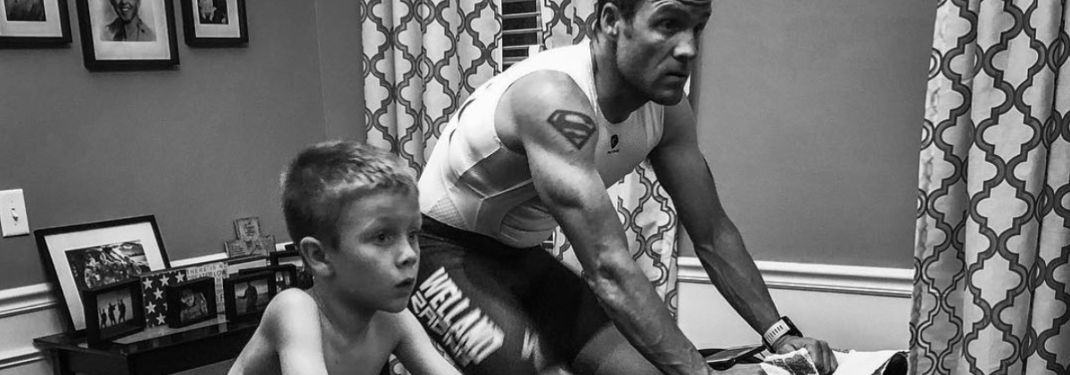 NordicTrack Father Setting A Healthy Example For His Son Using Fitness | NordicTrack Blog