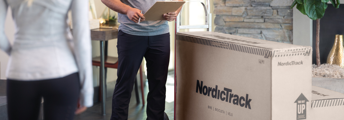 NordicTrack Delivery Restrictions During COVID-19 | NordicTrack Blog