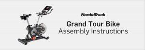 NordicTrack Grand Tour Bike Assembly Instructions | NordicTrack Blog