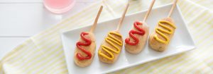 iFit Recipe: Baked Corn Dogs | NordicTrack Blog