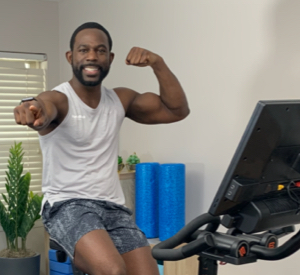 Live Workout With iFit Trainer Gideon Akande – NordicTrack Blog