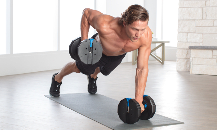Build Muscle With Dumbbells – NordicTrack Blog