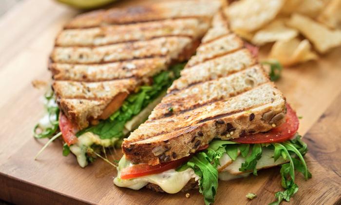 Holiday Leftover Sandwich – NordicTrack Blog