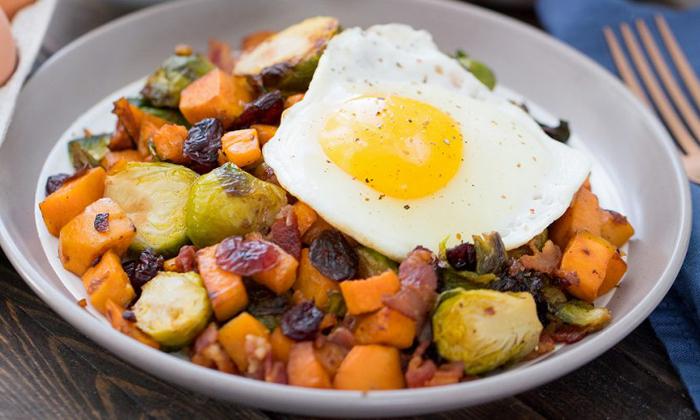Holiday Leftover Breakfast Hash – NordicTrack Blog