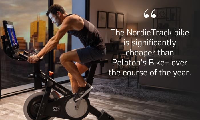 Peloton Bike vs. NordicTrack Bike   NordicTrack Blog